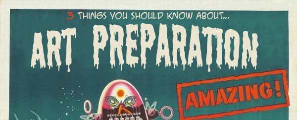 3 Things About Art Preparation